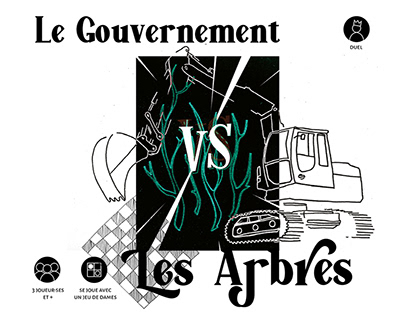 Le Gouvernement VS Les Arbres (micro-jeu)