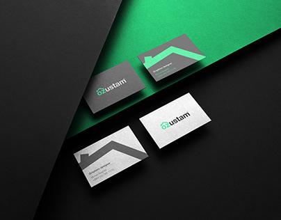 Ozustam / Brand Identity