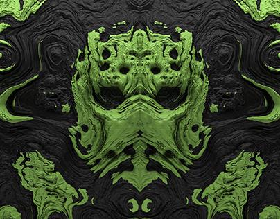 Rorschach Friday 13th Free wallpaper