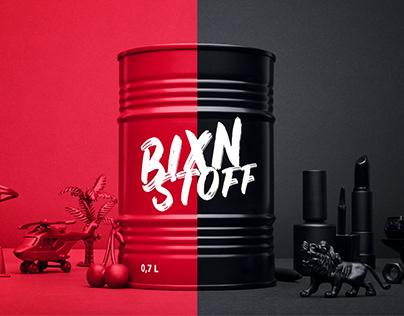 Packagingdesign Bixnstoff