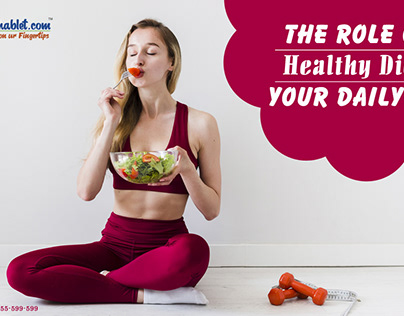 Healthy Diet in your Daily Life | TabletShablet
