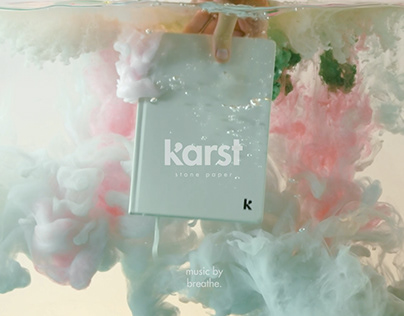Karst Stone Paper Creative Campaign