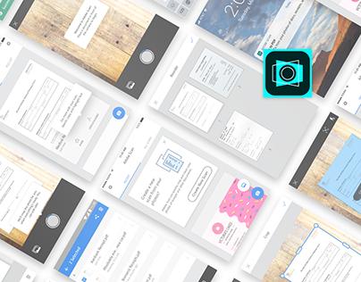 Adobe Scan Designs