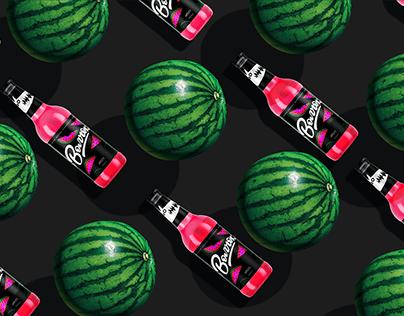 Volchok Soda Russia Re-Brand