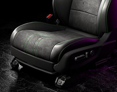 HONDA - Premium Leather Seat