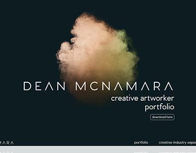 Dean McNamara's Portfolio