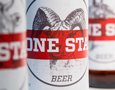 Lone Star Brewing Redesign - Concept