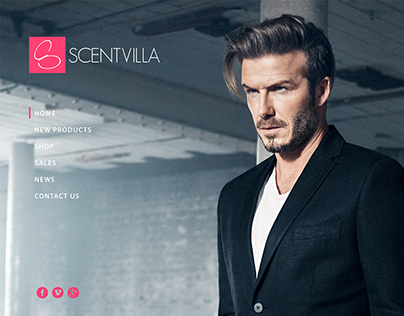 SCENTVILLA WEBSITE