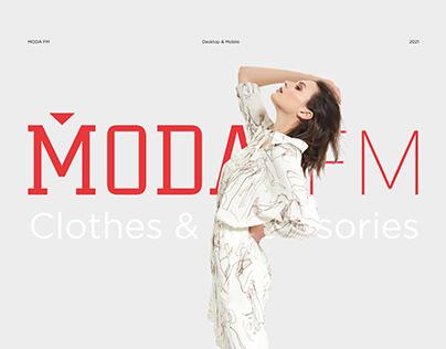 Moda Fm   Online store