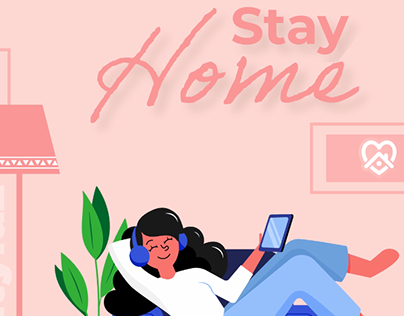 Stay Home After Effects Project