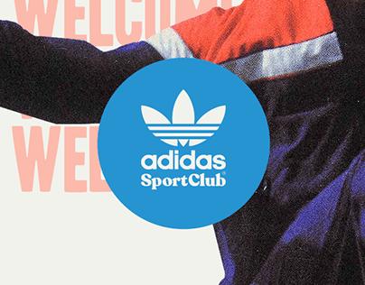 Adidas Sport Club