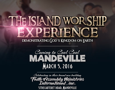 The Island Worship Experience