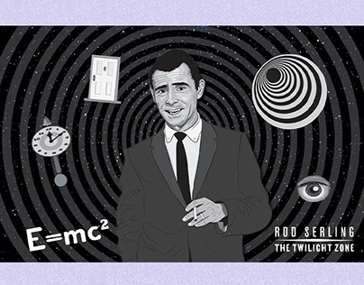 The Twilight Zone with Rod Serling GIF
