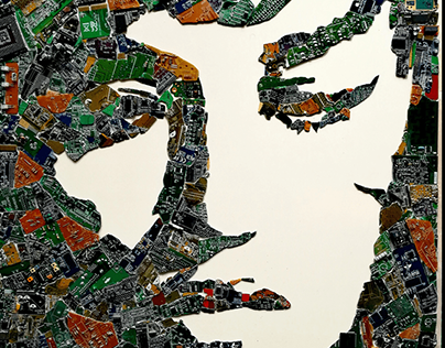 Techmoods - recycling scraps