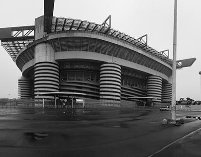 San Siro Stadium - Giuseppe Meazza