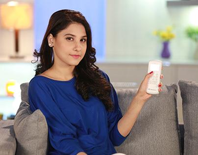 TVC Still Shoot - Hina Altaf