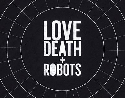 2x2 ╳ Love, Death & Robots collaboration