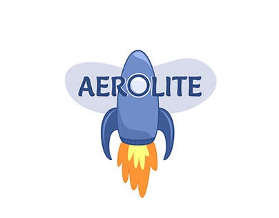 Roketship Aerolite Logo