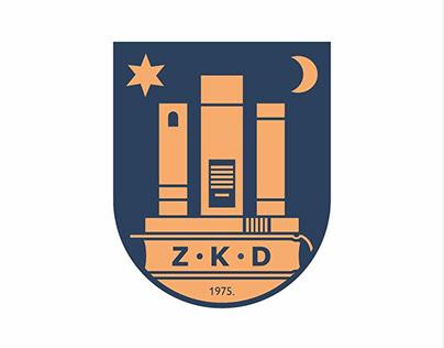 """Logo suggestion 04, """"A La Zagreb"""", for a contest"""