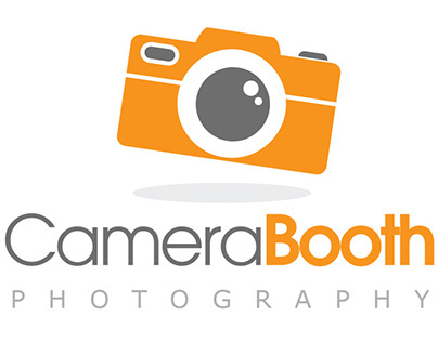 Camera Booth Photography Logo