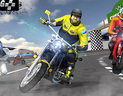 Bike Racing _Screen Shots