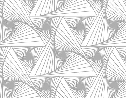 Trihex fractal