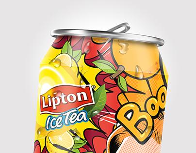 Lipton Ice tea Can Designer 2013 –Switzerland