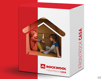 Rockwool - Package Design