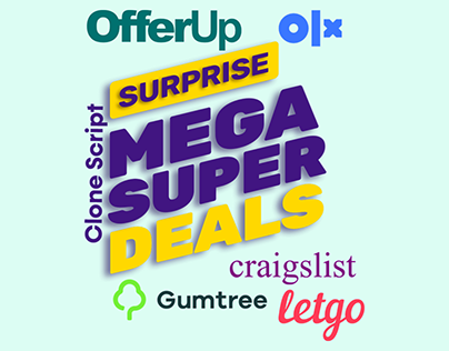Offerup, OLX, Gumtree, Letgo Clone script
