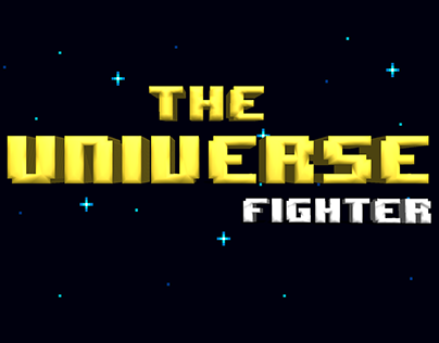 The Universe Fighter - pixel game design