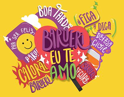 Barueri Stickers