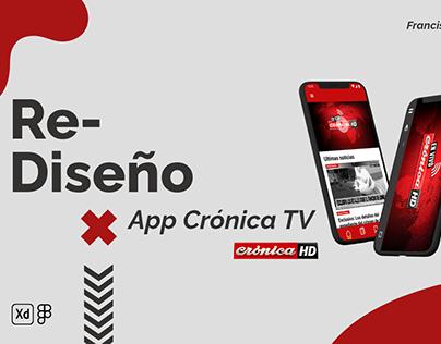 Re diseño app noticias