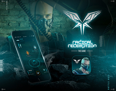 Radical Redemption the game