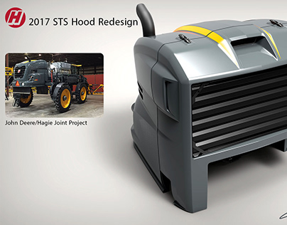 2017 STS Hood Redesign