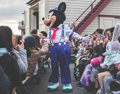 Tokyo Disneyland - Street Photography
