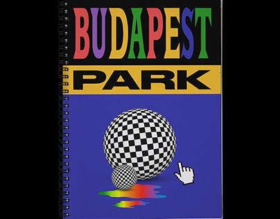 BudapestPark - illustrations