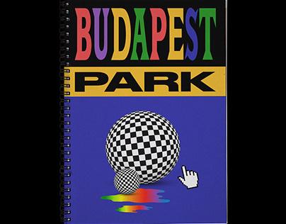 BudapestPark - illustrations