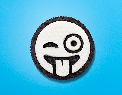 OREO - Alphabet & Emojis Retouching