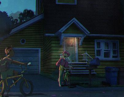 Night adventure