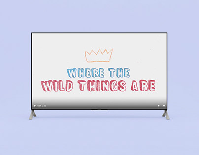 Where The Wild Things Are Title Sequence
