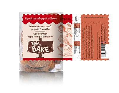 Royal Deli Cookies & Bread-sticks labels