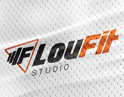 Logotipo Academia - LouFit