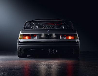 BMW E24 635 CSi Widebody / part I