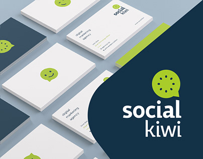Social Kiwi - Digital Agency Branding