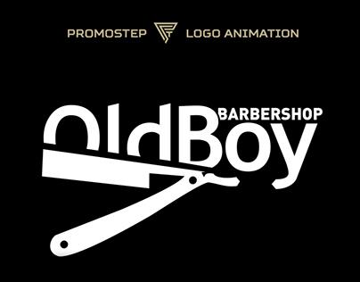 """Logo Animation for """"OldBoy"""""""