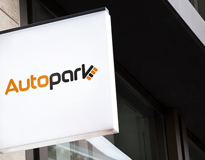 Branding for parking facility