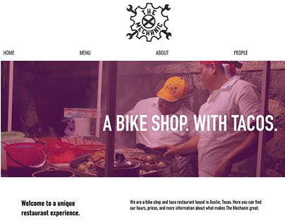 The Mechanic Website