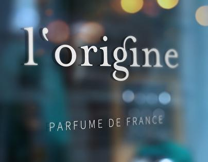 l'origine unisex perfume