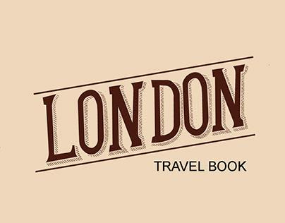 LONDON Travel Book