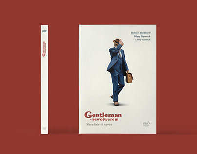 The Old Man & the Gun / PL // book design & print